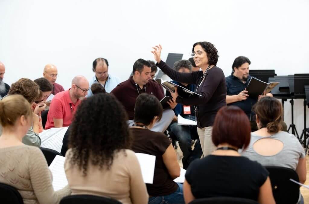 Nueva edición del Curso de Dirección Coral en Tenerife ante el éxito del pasado año
