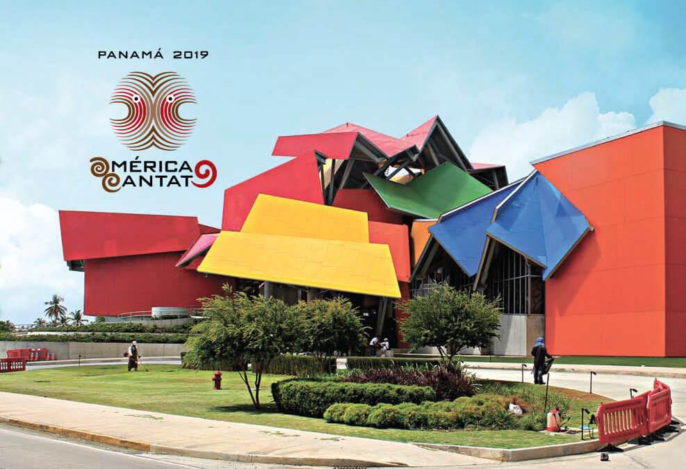 Nos vamos a Panamá a impartir el Taller 'Molto Legato' en el Festival América Cantat