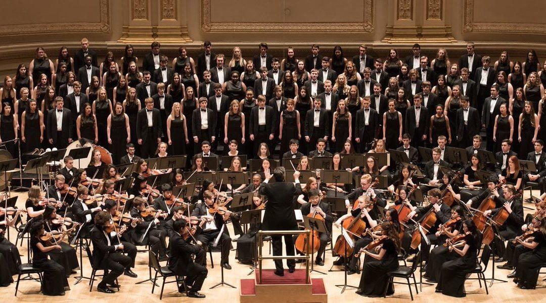 Nuria Fernández, profesora invitada en el Carnegie Hall
