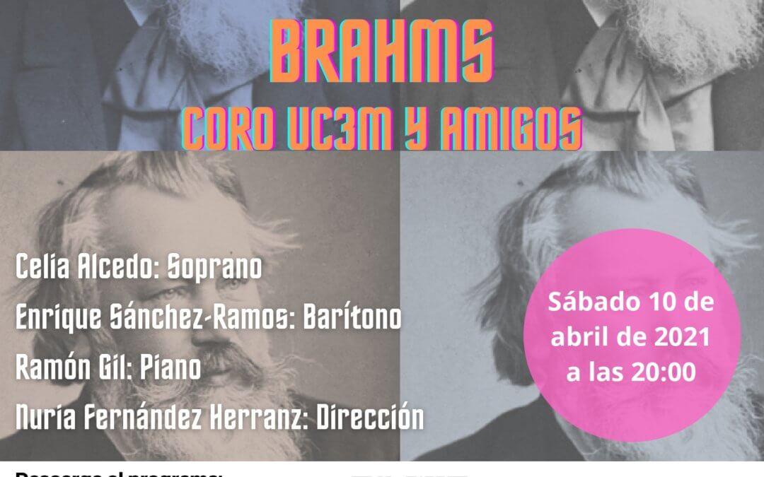 Requiem Alemán de Brahms – Coro de la Universidad Carlos III de Madrid
