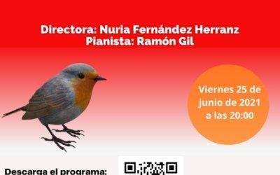 Concierto de clausura Curso 20/21 – Coro de la Universidad Carlos III de Madrid
